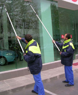 Window Cleaning External