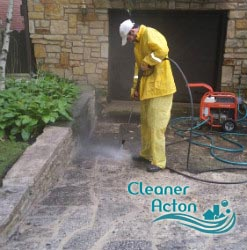 pressure cleaning acton